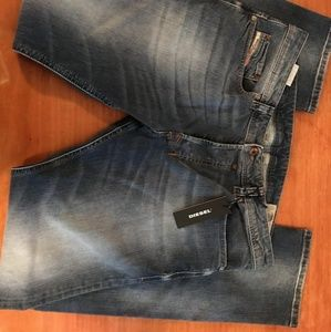 Diesel Jeans - To small and i lost my reciet.. just paid $139.